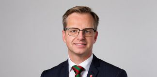Mikael Damberg - Pressfoto: Regeringen