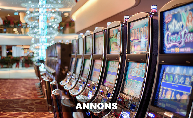 Online casinobranschen