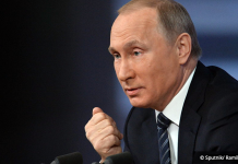 Putin - Foto: Ramil Sitdikov