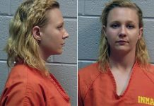 Reality Leigh Winner (mugshot) - Photo: Lincoln County, Ga. Sheriffs Office