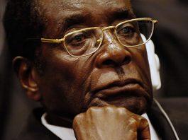Robert Mugabe, 2008 - Foto: Wikimedia Commons
