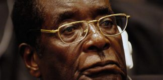 Robert Mugabe, 2008 - Foto: Wikimedia Commons