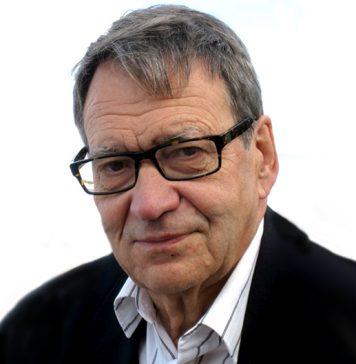 Rolf Hillegren - Pressfoto