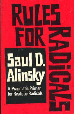 Rules for Radicals av Saul D. Alinsky