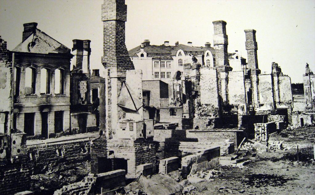 Tammerfors 1918