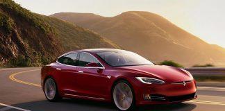 Tesla Model S - Foto: Tesla.com
