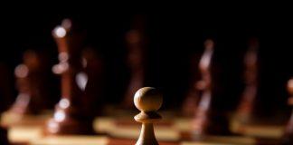 Schack - åsiktsförtryck Bild: Crestock.com