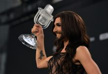 Conchita Wurst - Foto: Albin Olsson, Wikimedia Commons, CC BY-SA 3.0