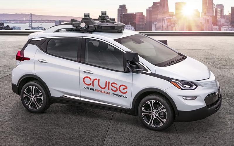 Cruise AV - Foto: General Motors
