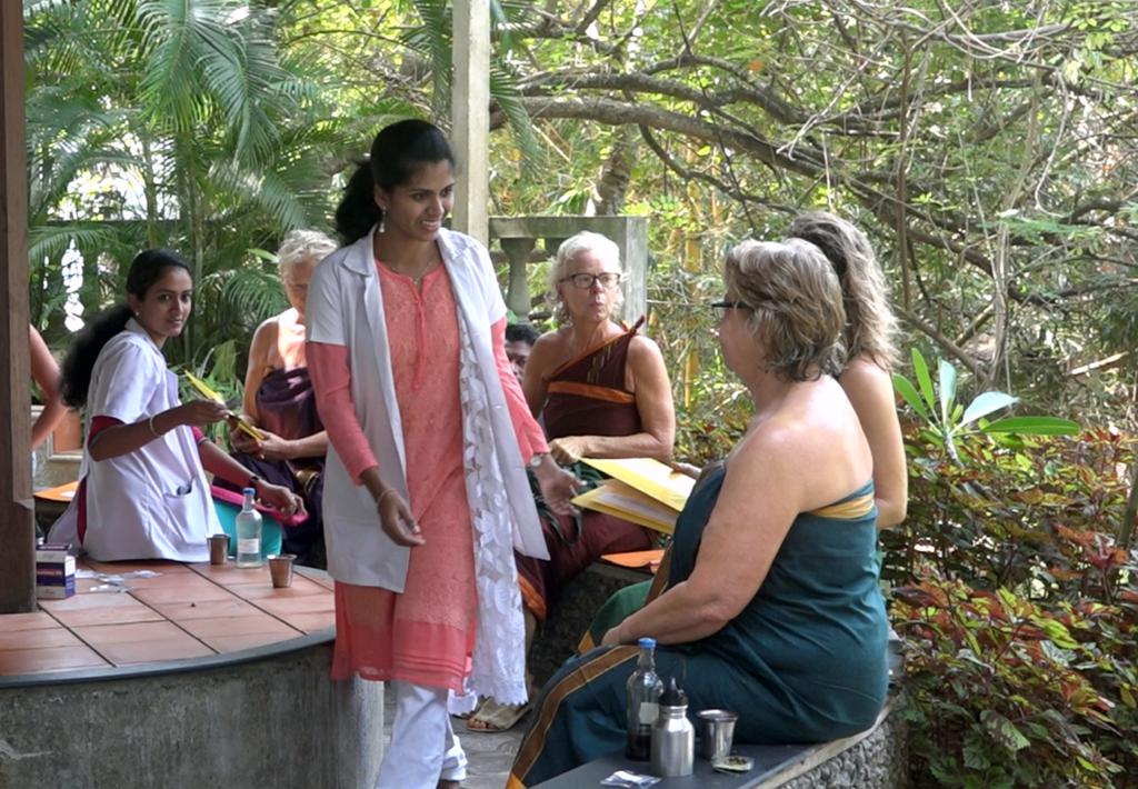 Agastyaa Heritage Ayurvedic Centre i januari 2018, Kerala, Indien - Foto: Lars af Sillén