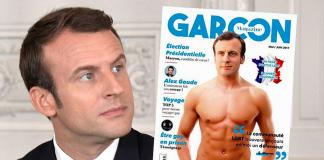 Emmanuel Macron - Foto: Пресс служба Президента, Wikimedia och Garcon Magazine