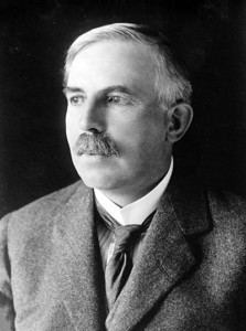Ernest Rutherford -  Foto: George Grantham