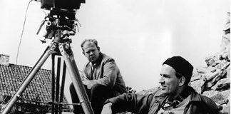Ingmar Bergman och Sven Nykvist