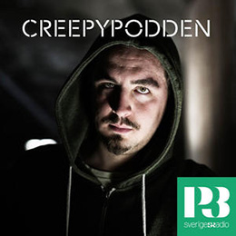Jack Werner driver Creepy-podden på Sveriges Radio - Foto: SR.se