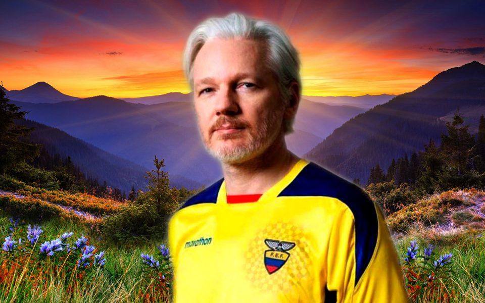 Julian Assange inside Amazing Ecuador Wallpapers free Wallpapers - Ruun.com