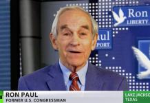 Ron Paul: Det amerikanska imperiet kommer att falla - Foto: RT.com