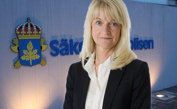 Vikarierande säkerhetspolischef Charlotte von Essen - Pressfoto: SÄPO - Kollage: NewsVoice.se