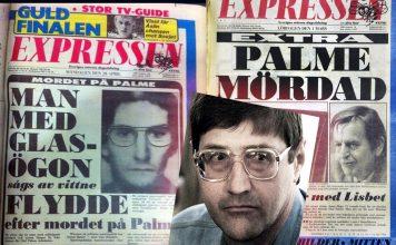 Olof Palme kan ha mördats av torpeden Eugen de Kock - Kollage: NewsVoice.se
