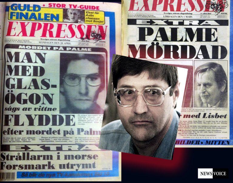 Palme mördades sannolikt av en sydafrikansk torped pga svensk vapenexport