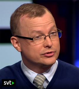 Sebastian Bay - Foto: SVT Agenda