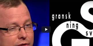 Sebastian Bay MSB - Montage: Granskning Sverige