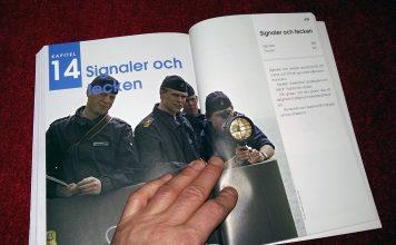 SoldF Soldaten i fält, upplaga 2001 kapitel 14