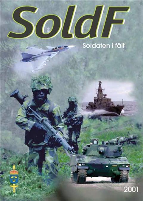 SoldF soldaten i fält