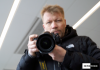DN-fotografen Jonas Lindkvist - Foto: Torbjörn Sassersson, NewsVoice.se