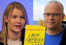 Emma Frans - Larmrapporten - Torbjörn Sassersson