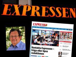 Expressen får samtal från Öystein Rönne - Foto: NewsVoice.se
