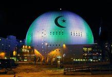 Ericsson Globe - Foto: Fredrik Posse