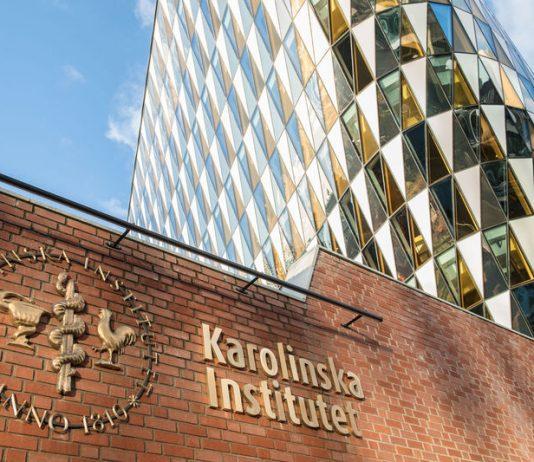 Karolinska Institutet i Solna - Pressfoto: Ulf Sirborn