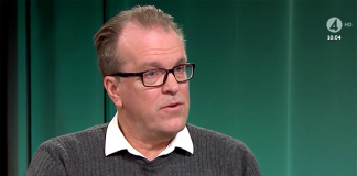 Överläkare Lars Engstrand, KI - Foto: TV4 Play