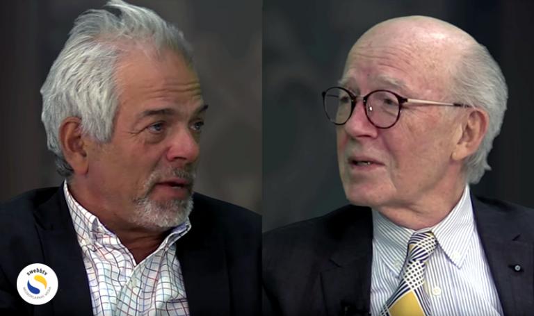 Mikael Willgert och Lars Bern om politikernas och mediernas etiska erosion