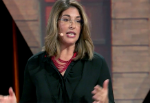 Naomi Klein mars 2018 - Foto:TED Talks