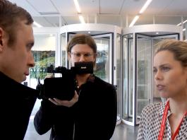 Nya Dagbladet vs Expressen 23 mars 2018 - Foto: Alexander Almqvist-Paajanen
