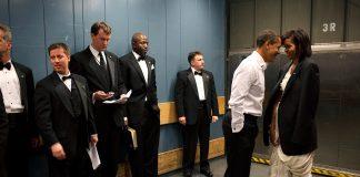 Barack och Michelle Obama - Foto: Pete Souza