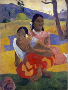 "Paul Gauguin, ""Nafea Faa Ipoipo?"" - Foto: Martin P. Buhler, Public Domain"