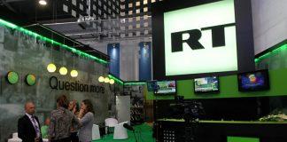 Russia - Today RT.com - Foto: Iliya Pitalev, Sputnik News