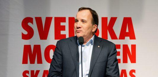 Stefan Löfven - Foto: Michael Erhardsson