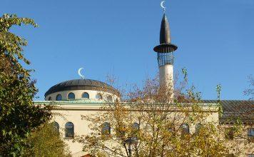 Stockholms moské - Foto: Holger Ellgaard, Wikimedia, CC BY-SA 3.0