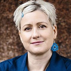 Anna Gavanas - Pressfoto