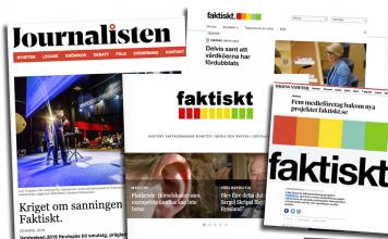 Faktiskt.se och Faktiskt.eu - Montage: NewsVoice.se