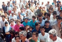 Migranter i Turkiet - Foto: Timothaus, Wikimedia Commons, CC BY-SA 3.0