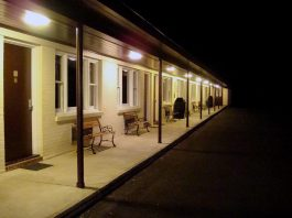 Motel Howe Caverns - Foto: Neil R., CC BY-NC 2.0