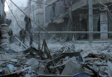 Aleppo i Syrien - Foto: Freedom House, CC BY 2.0