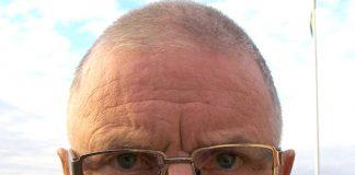 Professor Johan Thyberg - selfie