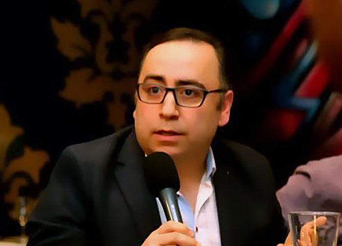 Bassam Al-Baghdady - Foto: Roger Salle Sahlström