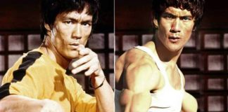 Bruce Lee och Abbas Alizada
