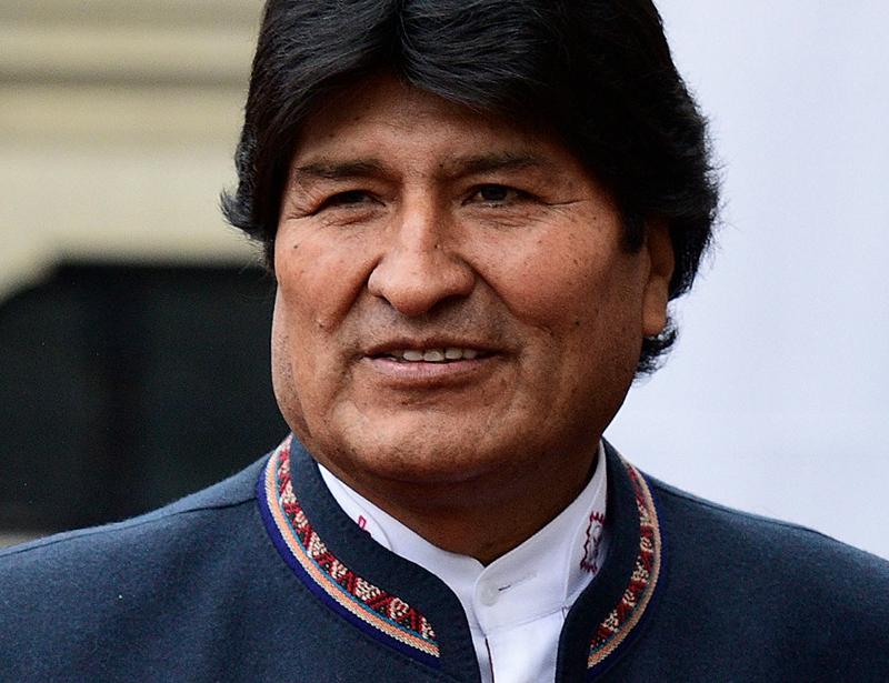 Evo Morales - Foto: Ministerio de Relaciones Exteriores, Wikimedia Commons, CC BY-SA 2.0
